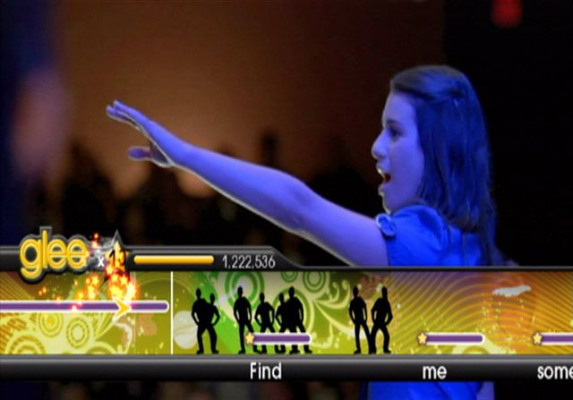 Karaoke Revolution Glee - Screenshots - Bild 2