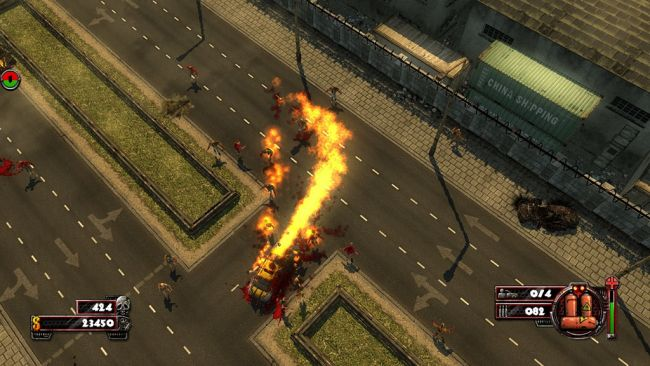 Zombie Driver - Screenshots - Bild 3