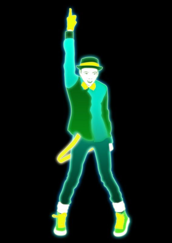 Just Dance 2 - Artworks - Bild 3