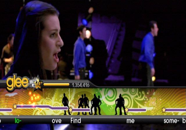 Karaoke Revolution Glee - Screenshots - Bild 4