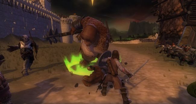 The Lord of the Rings: Aragorn's Quest - Screenshots - Bild 3