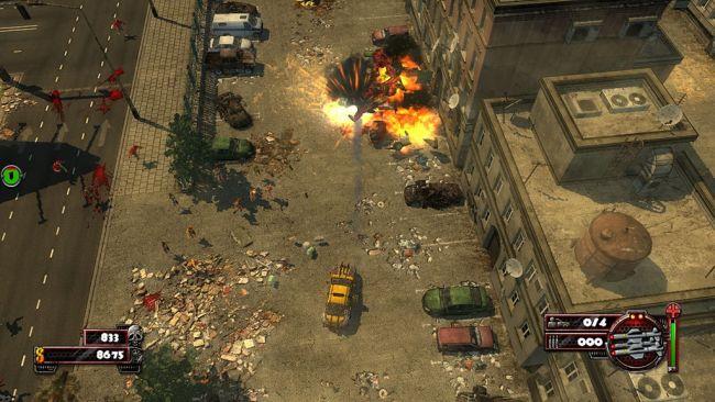Zombie Driver - Screenshots - Bild 6