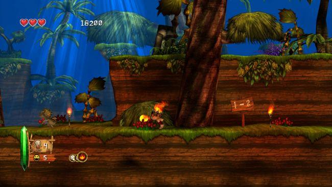 Bonk: Brink of Extinction - Screenshots - Bild 4