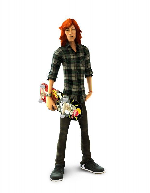 Shaun White Skateboarding - Artworks - Bild 3