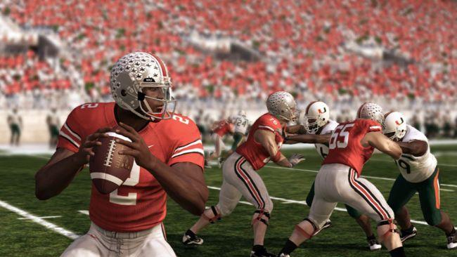 NCAA Football 11 - Screenshots - Bild 4