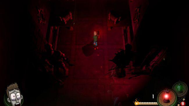 Haunted House - Screenshots - Bild 3