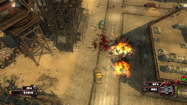 Zombie Driver - Screenshots - Bild 7