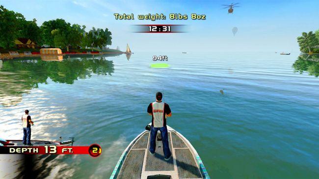 Rapala Pro Bass Fishing - Screenshots - Bild 4