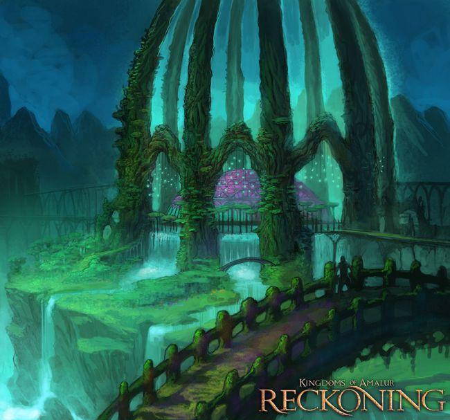 Kingdoms of Amalur: Reckoning - Artworks - Bild 4