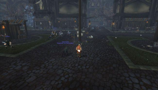World of WarCraft: Cataclysm Beta - Die ersten Level mit den Worgen - Screenshots - Bild 4