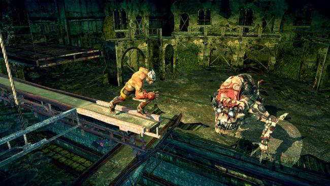 Enslaved: Odyssey to the West - Screenshots - Bild 8
