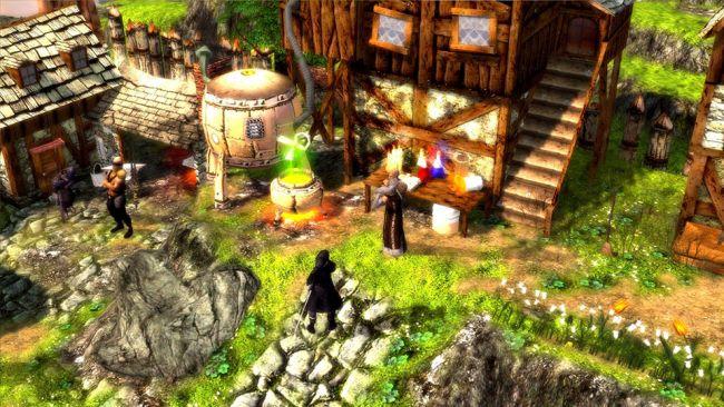 Grotesque Tactics Premium Edition - Screenshots - Bild 6