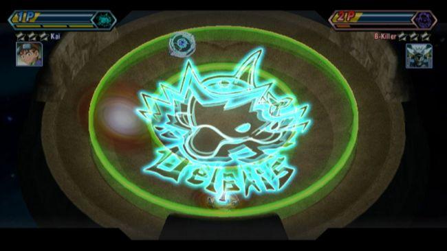 Beyblade: Metal Fusion - Counter Leone - Screenshots - Bild 3