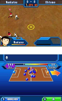 Captain Tsubasa: New Kick Off - Screenshots - Bild 3
