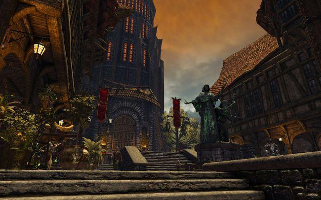 Divinity II: Flames of Vengeance - Screenshots - Bild 1