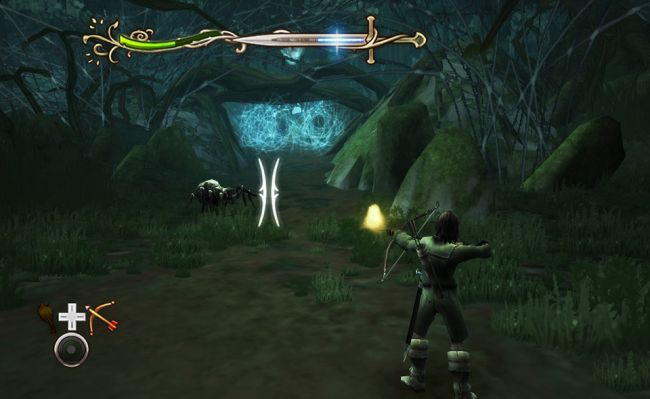 The Lord of the Rings: Aragorn's Quest - Screenshots - Bild 9