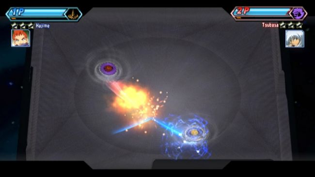 Beyblade: Metal Fusion - Counter Leone - Screenshots - Bild 8