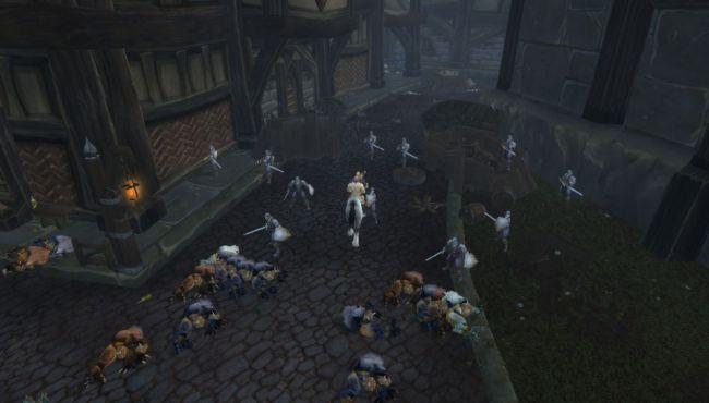 World of WarCraft: Cataclysm Beta - Die ersten Level mit den Worgen - Screenshots - Bild 19