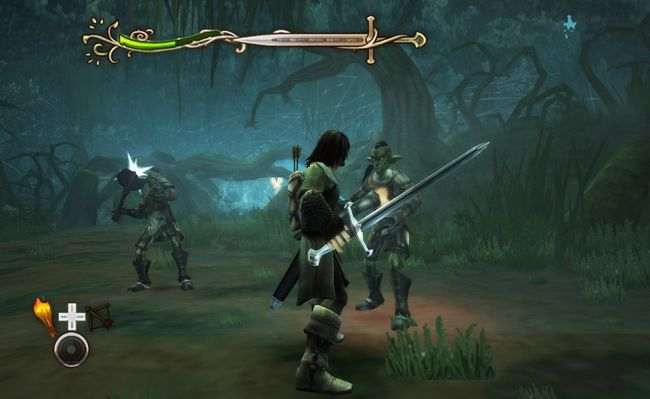 The Lord of the Rings: Aragorn's Quest - Screenshots - Bild 12