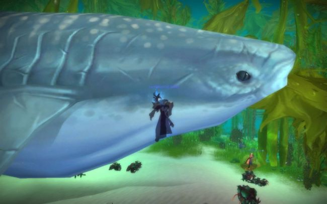 World of WarCraft: Cataclysm Beta - Vash'jir - Screenshots - Bild 32