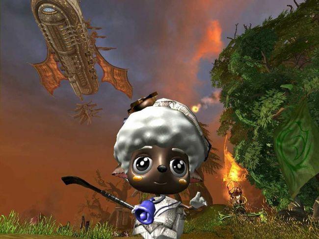 Land of Chaos Online - Screenshots - Bild 1