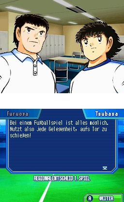 Captain Tsubasa: New Kick Off - Screenshots - Bild 6