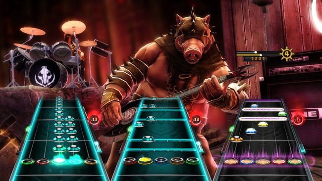 Guitar Hero: Warriors of Rock - Screenshots - Bild 25