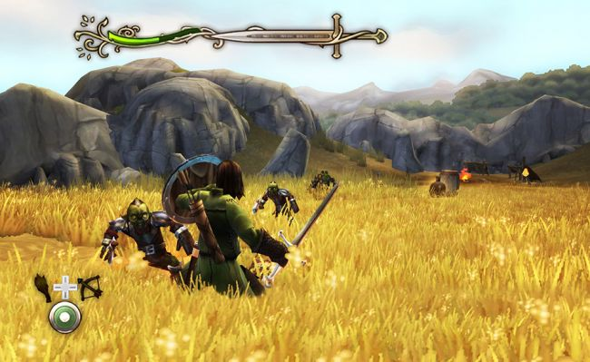 The Lord of the Rings: Aragorn's Quest - Screenshots - Bild 11