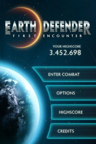 Earth Defender - Screenshots - Bild 1
