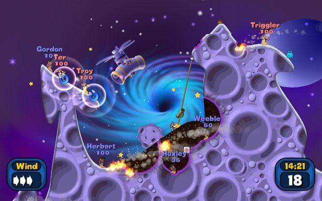 Worms Reloaded - Screenshots - Bild 14