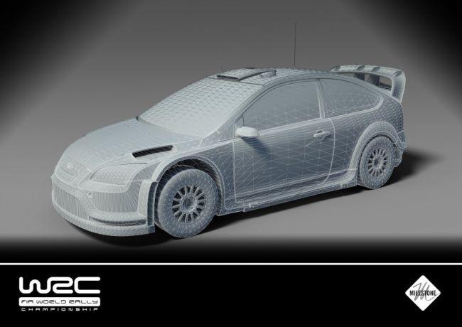 WRC: FIA World Rally Championship - Artworks - Bild 7