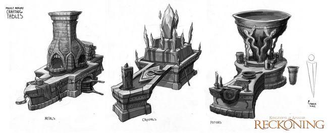Kingdoms of Amalur: Reckoning - Artworks - Bild 3
