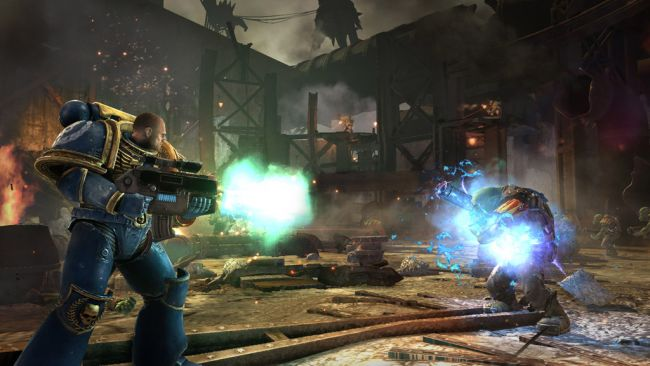 Warhammer 40.000: Space Marine - Screenshots - Bild 8