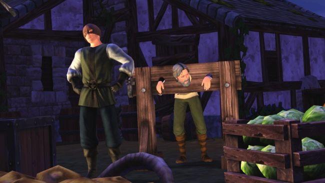 Die Sims Mittelalter - Screenshots - Bild 8