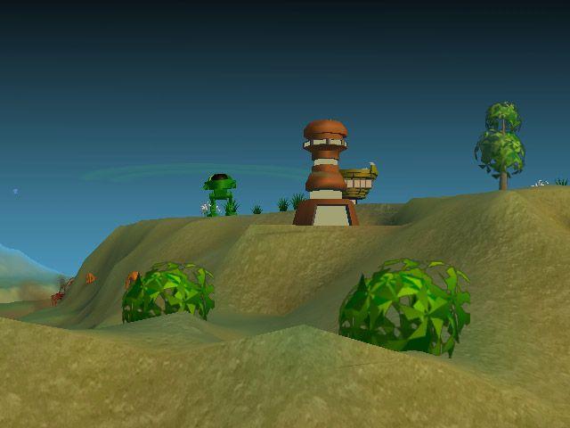Monsteca Corral: Monsters vs. Robots - Screenshots - Bild 6