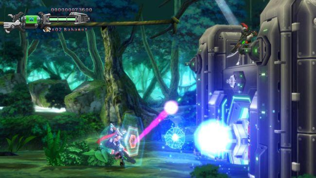 Hard Corps: Uprising - Screenshots - Bild 1