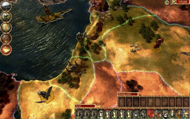 Lionheart: Kings' Crusade - Screenshots - Bild 1