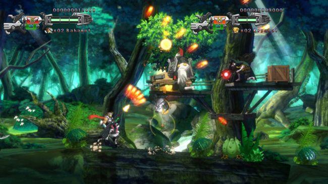 Hard Corps: Uprising - Screenshots - Bild 9