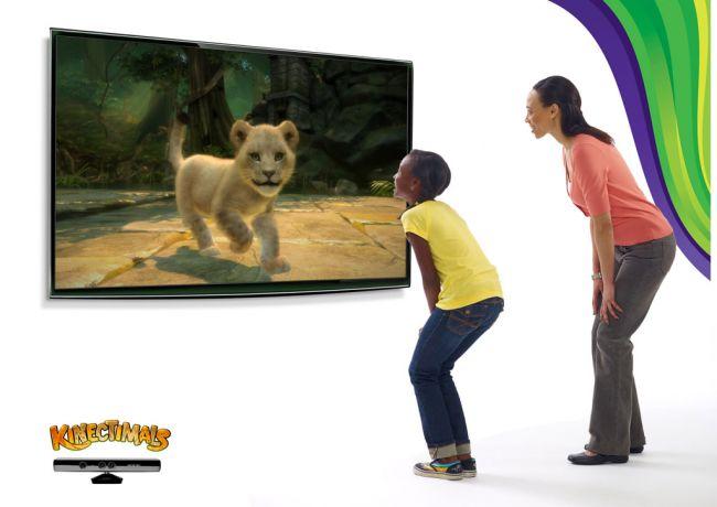 Kinectimals - Fotos - Artworks - Bild 2