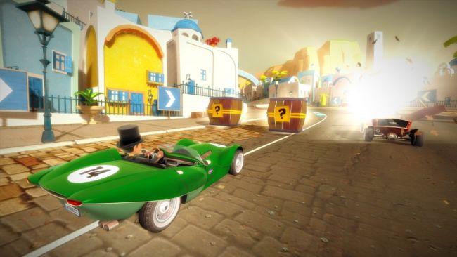 Kinect Joy Ride - Screenshots - Bild 3