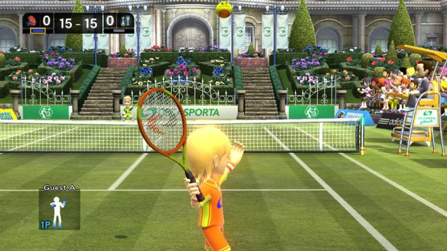 Sports Island Freedom - Screenshots - Bild 9