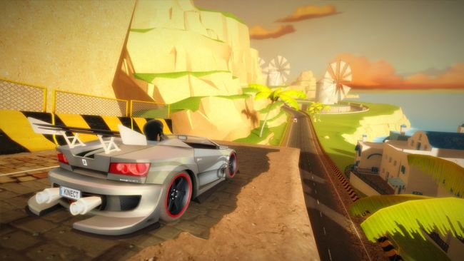 Kinect Joy Ride - Screenshots - Bild 10