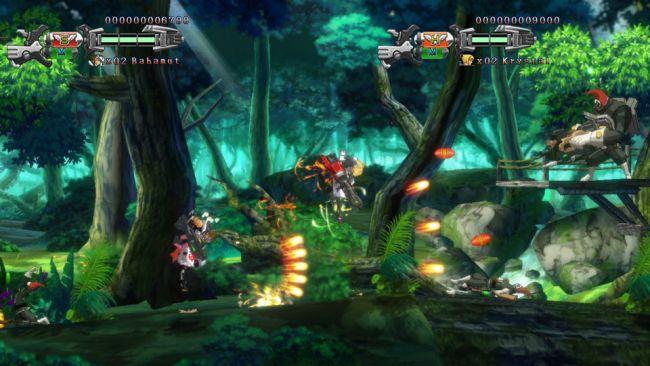 Hard Corps: Uprising - Screenshots - Bild 8
