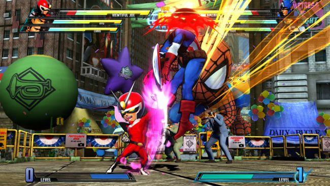 Marvel vs. Capcom 3: Fate of Two Worlds - Screenshots - Bild 10