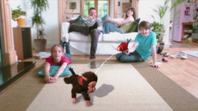 EyePet Move Edition - Screenshots - Bild 14