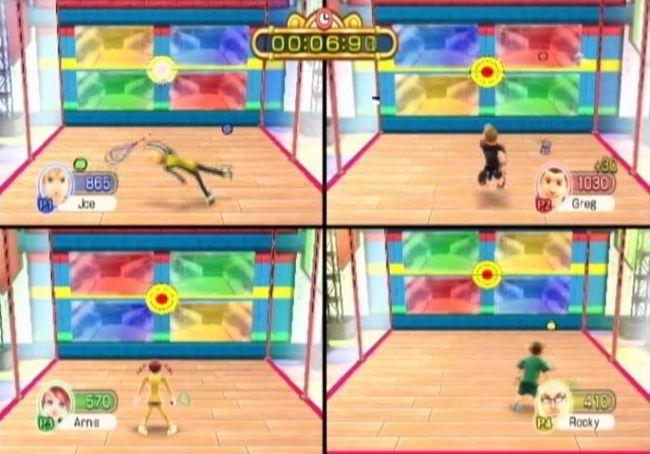 Family Party: Fitness Fun - Screenshots - Bild 6