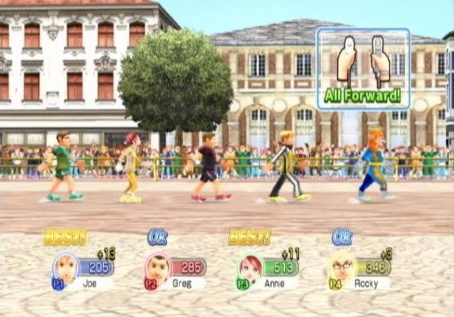 Family Party: Fitness Fun - Screenshots - Bild 2