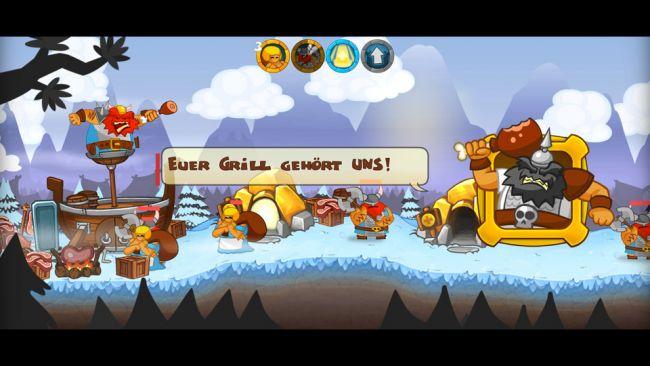 Swords & Soldiers - Screenshots - Bild 1