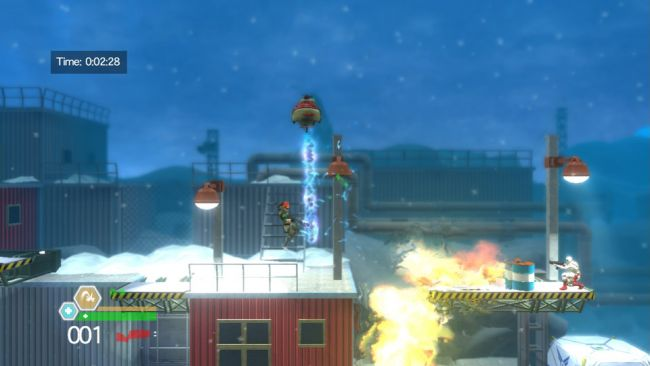 Bionic Commando Rearmed 2 - Screenshots - Bild 5