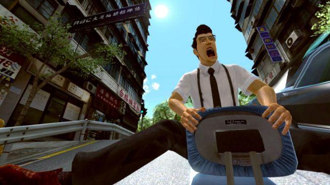 Kung Fu Rider - Screenshots - Bild 4
